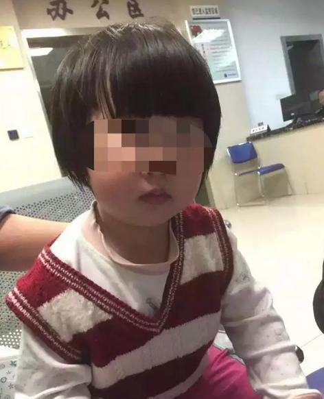 南京2岁女童父母被找到 父亲:4个孩子养不起