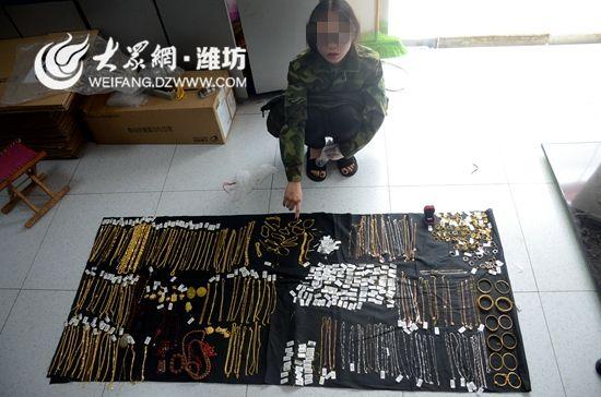 19岁少女为完成去世男友许诺 盗窃300万珠宝