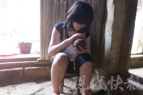 15岁智障少女怀孕8个月 系遭7旬老邻居性侵