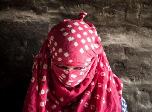 印度少女遭父亲性侵 因未报案