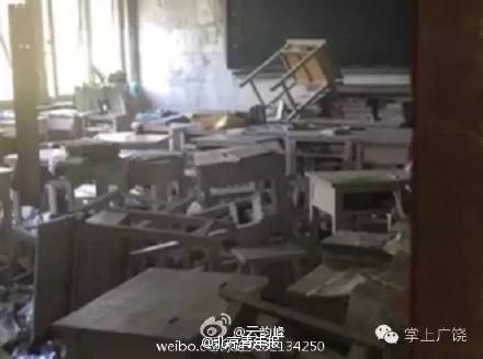 山东广饶连环伤害纵火案嫌犯被捕 已致3死3伤