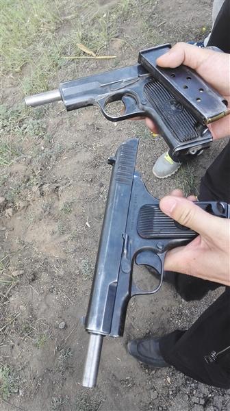 大同亿元绑架案嫌犯欠高利贷嗜赌 与特警枪战20分钟