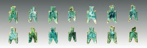 山西晋中发现27座古墓葬 出土240余件器物(图)