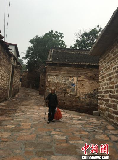 探访河北古村落王硇村:深藏太行600余年的