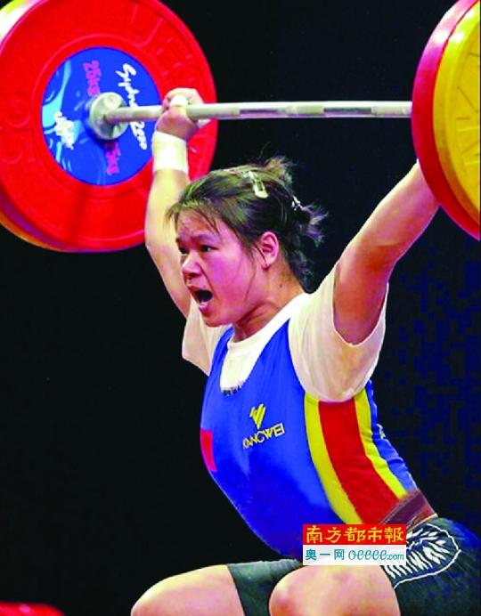 广东女举重奥运冠军炒房成富商 已移民澳大利亚