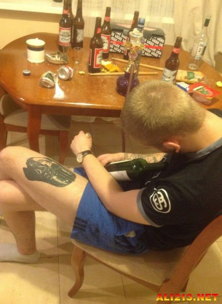 醉酒调戏女护士 盘点醉酒后那些奇葩的尴尬事【图】
