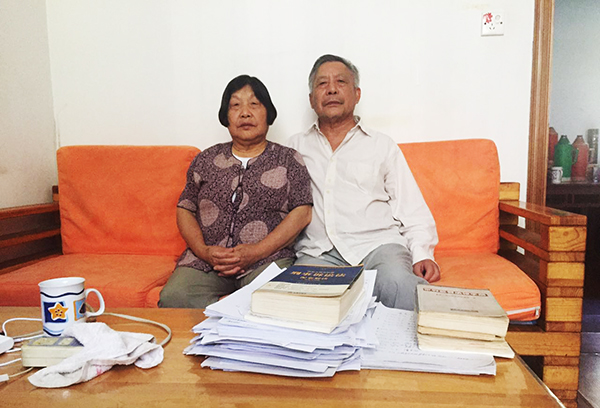 安徽七旬教師申訴26年改判無罪:要留清白在人間