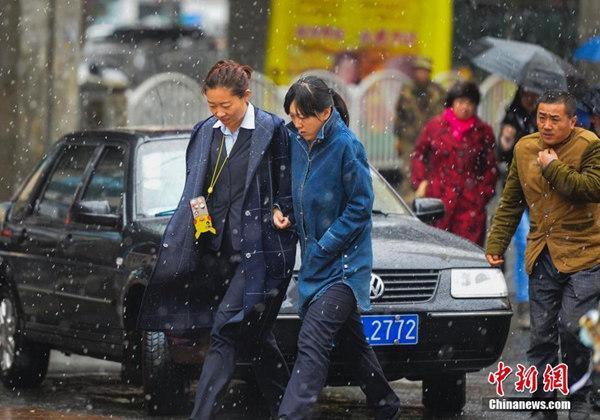冷空气来袭:北方降温超10℃ 哈尔滨长春或迎初雪