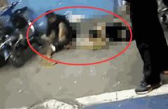 男子停车场强奸醉酒女被监控录下全程 现被拘留!