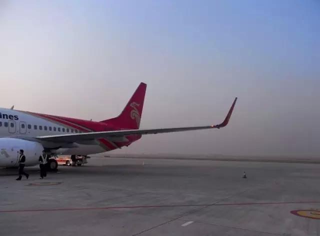 资料图:深圳航空公司飞机