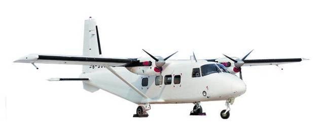 """一架在 哈尔滨""""飞龙""""服役了32年的飞机."""
