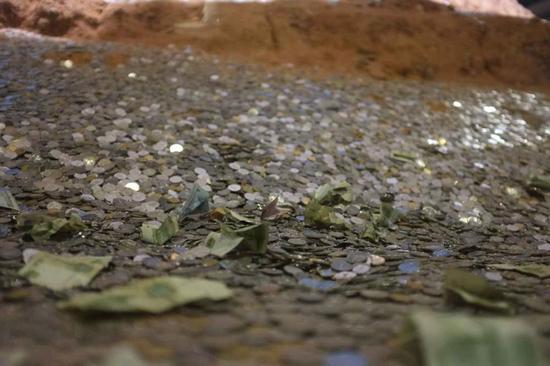 雷峰塔变金银岛 向喷泉扔硬币的祈愿传统从何而来?