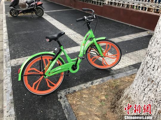 """共享单车成诈骗分子""""新阵地""""假二维码令骑友纷纷中招"""