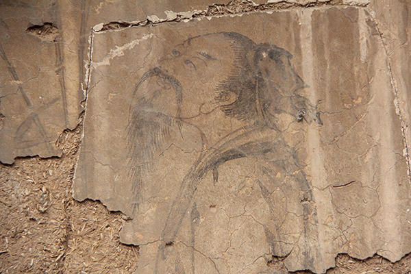"""山西400余幅壁画遭盗割 大量为""""零安保""""古庙"""