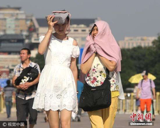 今年以来最强高温天气来袭 11省区气温将超37℃