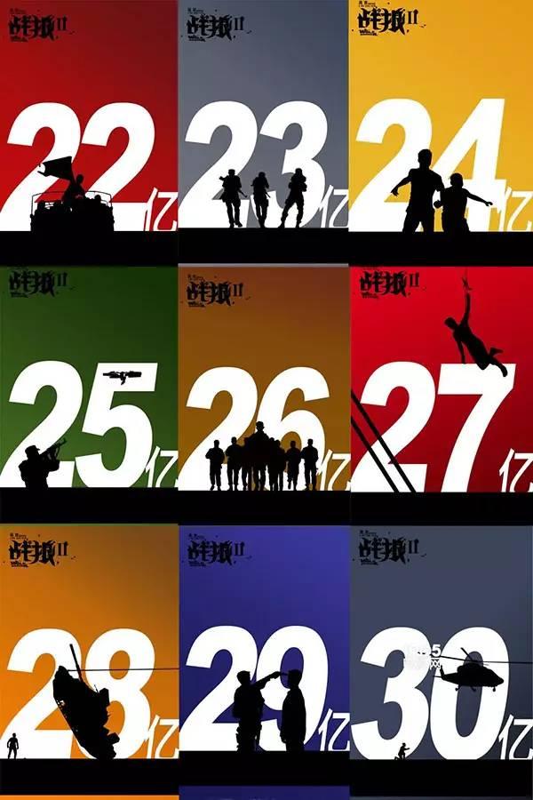13天34亿!《战狼2》刷新华语电影票房纪录,问鼎冠军!