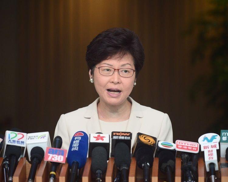 中大学生会外务副会长朱安妮11日出席电台节目时则宣称,即使《基本法
