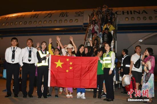 东航7架空客机飞赴巴厘岛协助逾1740名旅客回国