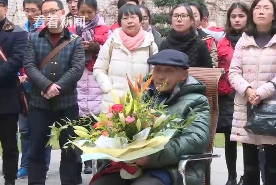 金沙娱乐抢红包网址:88岁远征军老兵愿捐献遗体_曾为养活家人终生不娶