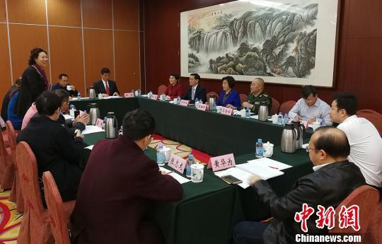 山西省侨联十届二次全委会议在太原召开
