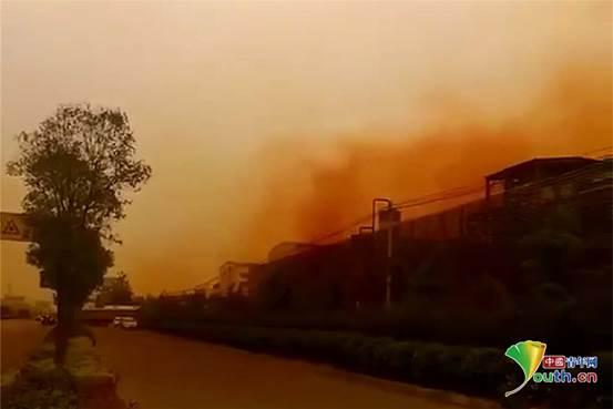 三门峡一工厂发生硝酸泄漏事故 无人员伤亡