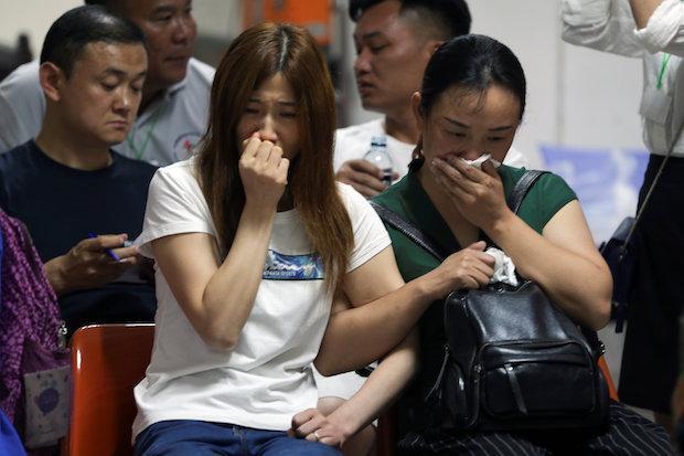 心碎!泰沉船事故遇难者家属:我能听见女儿在呼救