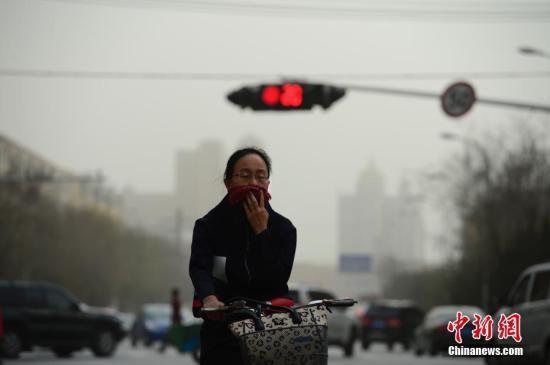 北京未来一周闷热感较明显 京津冀局地将有重污染