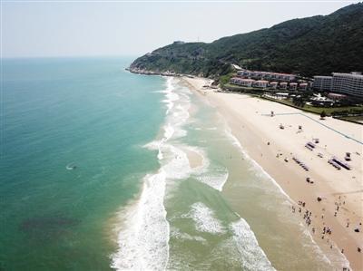 双胞胎女孩溺亡元凶有可能是离岸流 专家支招教游客如何自救