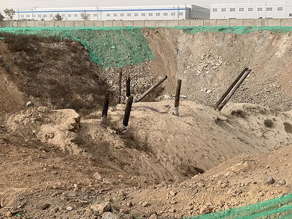 4人盗挖古钱两人因沙堆垮塌被埋身亡 两人报