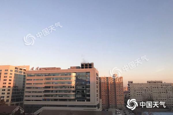 北京阵风7级气温再创新低 或迎33年来最冷大