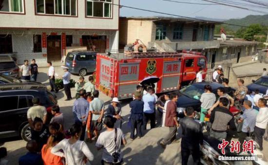 四川珙县地震致4452人受灾 直接经济损失逾4469万元