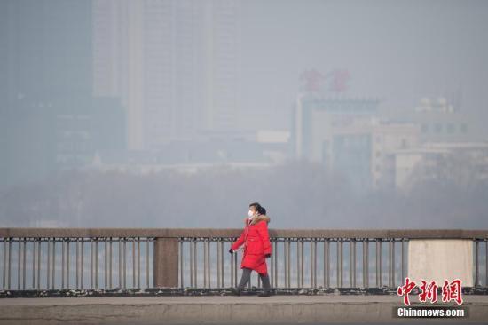 我国北方38个城市启动空气重污染预警