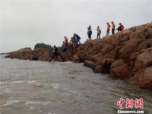 浙江象山县石浦海域发现疑似杭州失联女童 603022