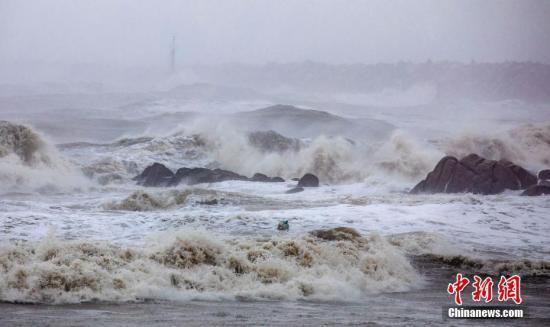 """""""利奇马""""将北上进入渤海 东北华北有强降水"""