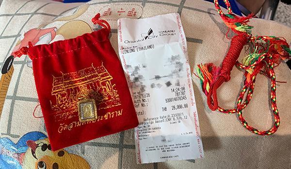 """游客花六千元在泰國寺廟""""請塑料佛"""",涉事旅行社回應將退款"""