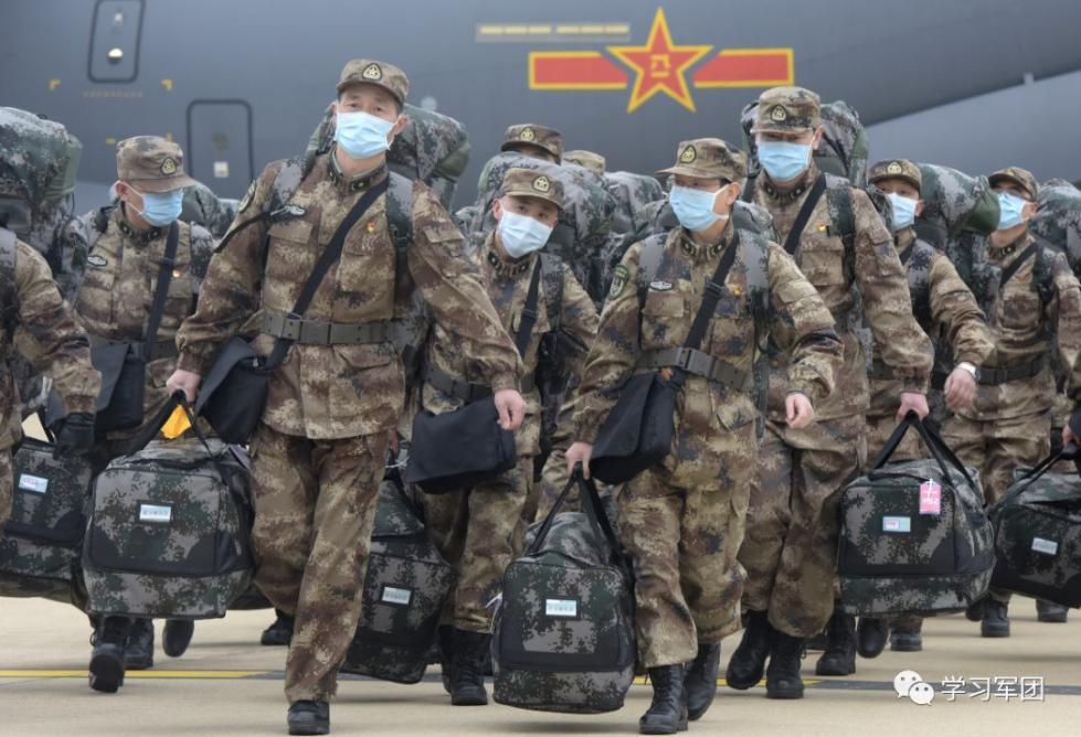解放军报推出系列文章:人民军队执行新冠肺炎疫情防控任务启示录