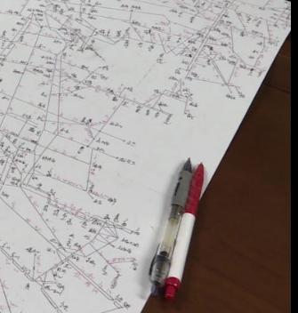 【郭志红】堪比复印件!85后小姐姐90分钟默画全国铁路示意图