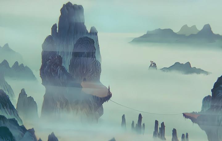 上海美术电影制片厂:经典动画《天书奇谭》完成整体修复 近期将在电影院上映