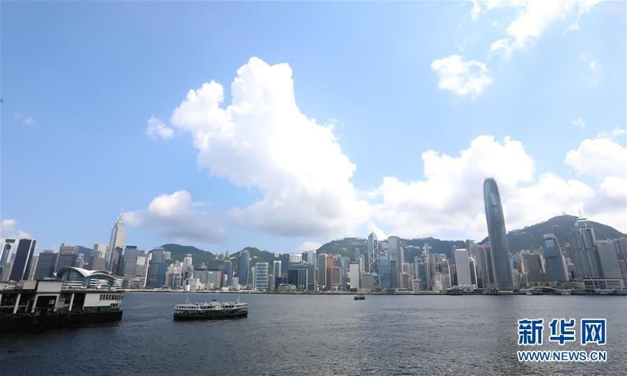 香港经济社会生长奋起新景象