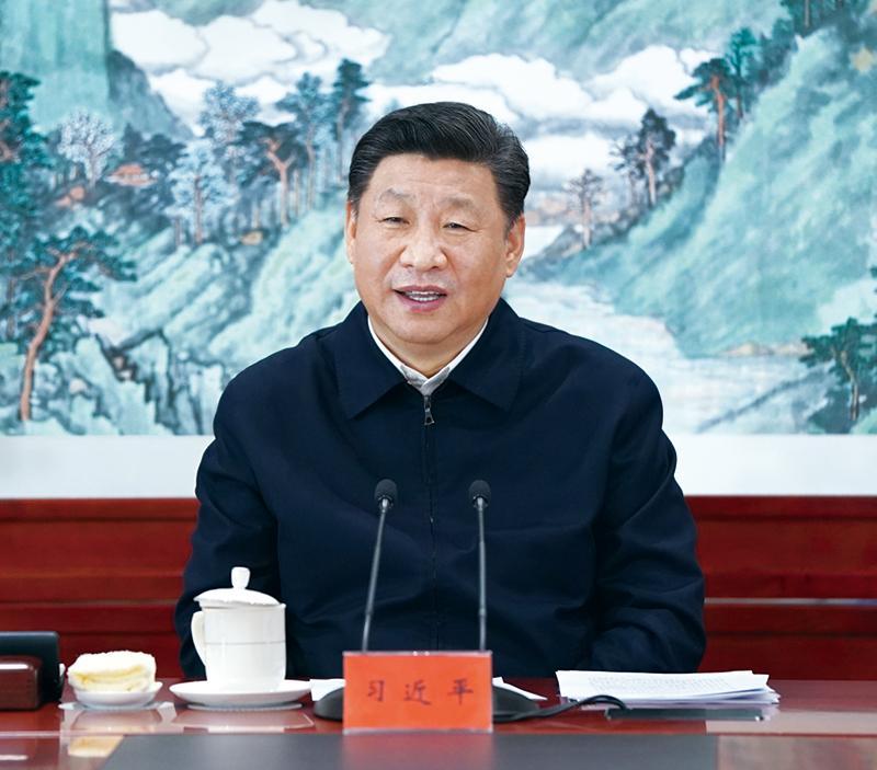 2019年1月25日,中共中央政治局在人民日报社就全媒体时代和媒体融合发展举行第十二次集体学习。中共中央总书记习近平主持学习并发表重要讲话