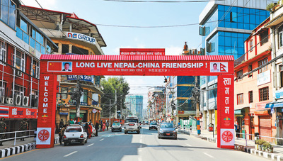 习近平主席署名文章在尼泊尔各界引起热烈反响
