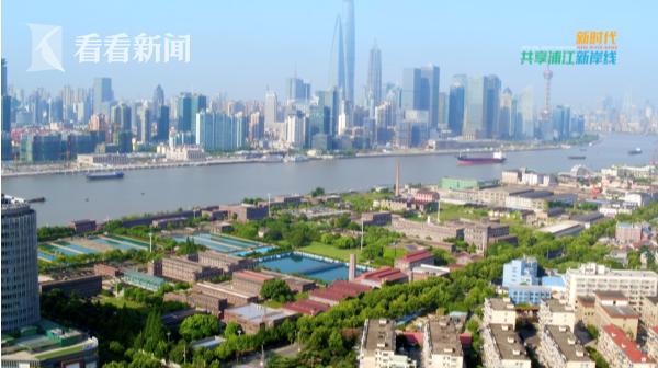 短片帶你看總書記走過的上海浦江新岸線