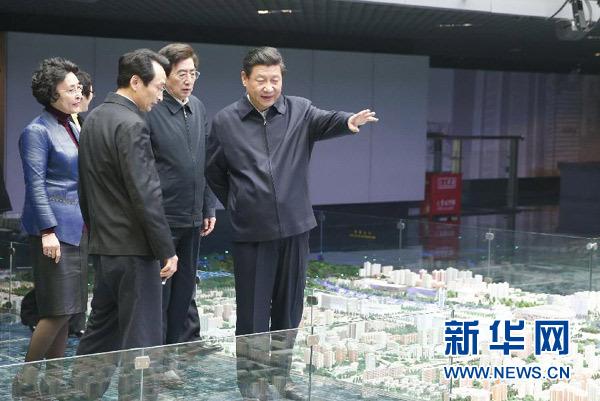 """五要七着力""""习近平用这把""""金钥匙""""解锁北京发展密码"""