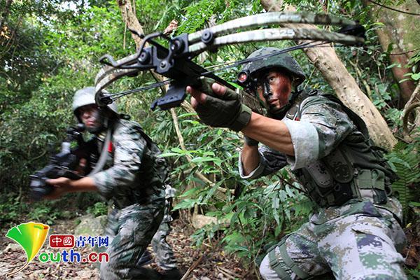 【网络媒体国防行】中国特种兵:海外比赛裁判的道歉让我们痛哭