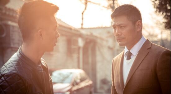 电影《坏爸爸》上映倒计时30天 邵兵演绎爱子温情