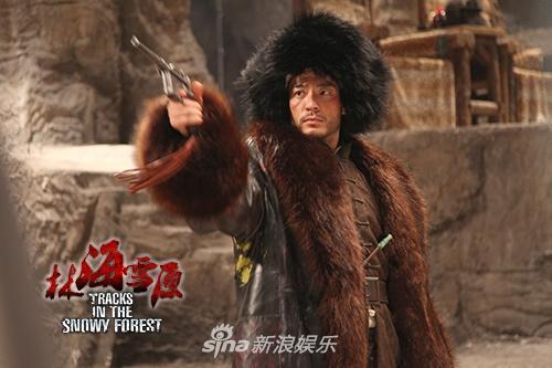 组图:《林海雪原》再度开播 李光洁再续经典颂英雄赞歌