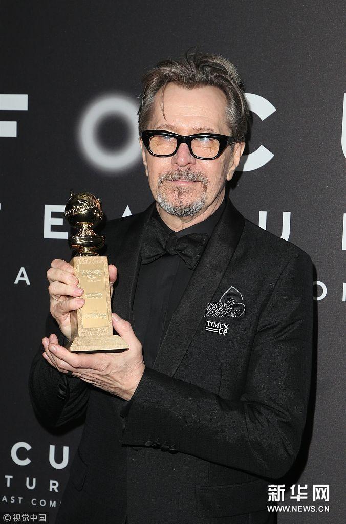 《三块广告牌》与《大小谎言》成美国电影电视金球奖最大赢家