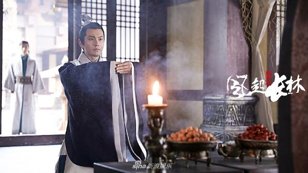 组图:《琅琊榜2》曝剧照 黄晓明身世隐情揭晓引泪目