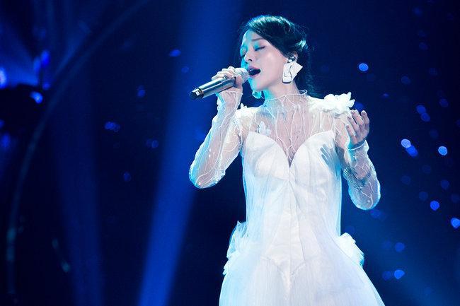 张韶涵谈上《歌手》:唱歌就好,不敢想名次