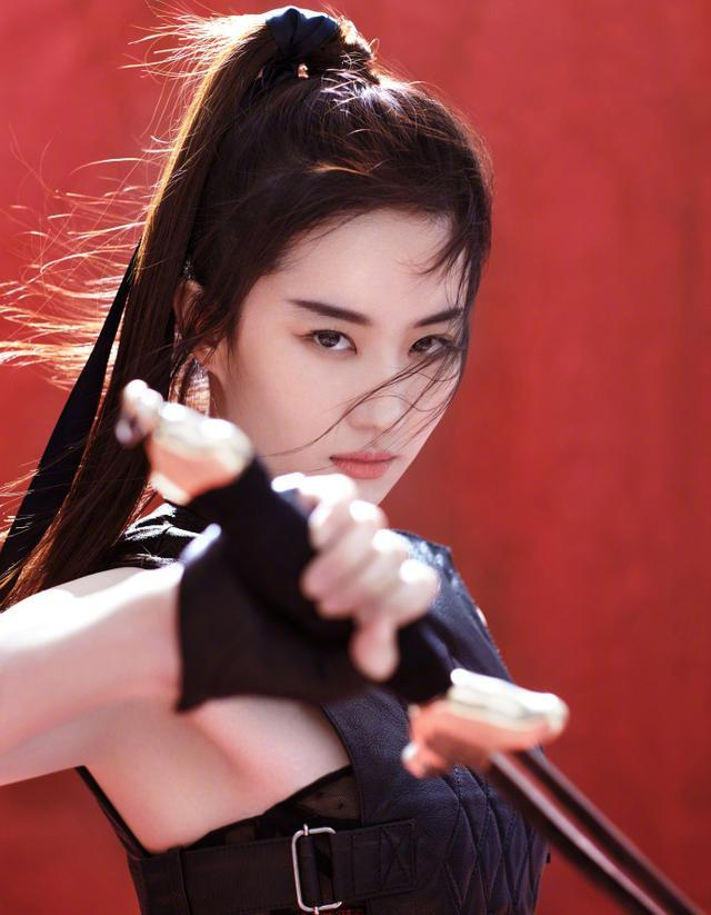 刘亦菲继迪士尼《花木兰》后再度魔幻出演《天使纪元》